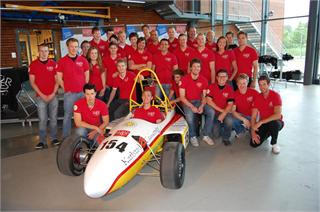 The Clear River Racing Team 2009